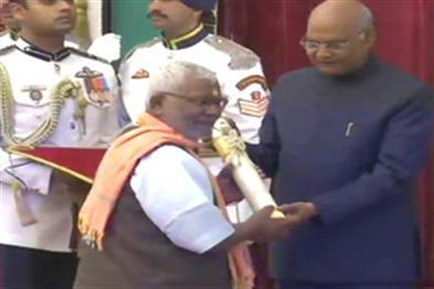 Khabar East:President-Hukumdev-Narayan-Yadav-honored-with-Padma-Bhushan