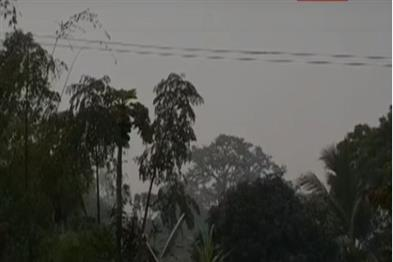 Khabar East:Rains-worsened-in-Jharkhand-cold-in-the-state