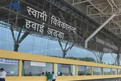 Khabar East:Raipurs-Vivekanand-Airport-is-the-fifth-rank-in-the-country-in-the-airport-service-quality
