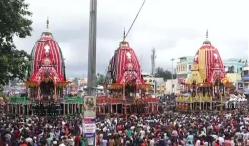 Khabar East:Rath-Dakshina-Moda-Ceremony-Today