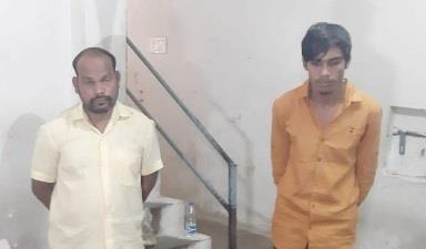 Khabar East:Robbery-robbed-in-broad-daylight-in-the-capital-two-accused-arrested