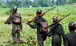 Khabar East:Seven-Naxalites-in-encounter-with-security-forces