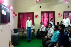 Khabar East:Smart-Class-starts-in-Bihar-education-through-LED-screens