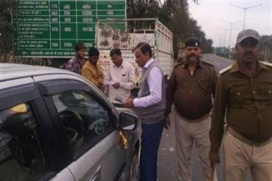 Khabar East:Special-helmet-seatbelt-investigation-campaign-carried-out-across-Bihar-923-lakh-fine-was-recovered
