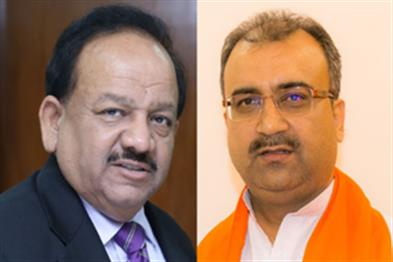 Khabar East:Suhrawardy-case-against-Dr-Harshvardhan-and-Mangal-Pandey-over-death-of-children-from-spinning-fever