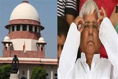 Khabar East:Supreme-Court-sent-notice-to-Lalu-Yadav-on-bail-plea