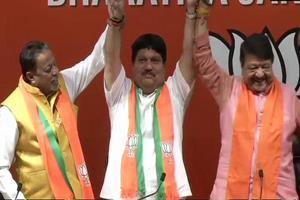 Khabar East:TMC-MLA-Arjun-Singh-joins-BJP