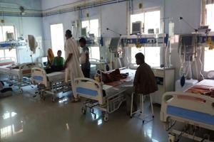 Khabar East:The-death-of-56-children-from-brain-fever-panic-in-Bihar