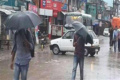 Khabar East:The-effect-of-Pethai-hurricane-in-Bihar-heavy-rainfall-in-many-areas