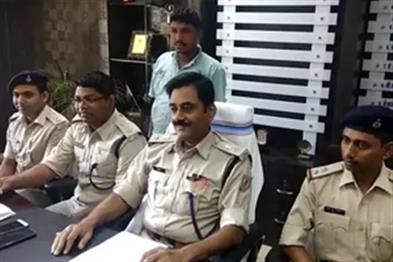 Khabar East:The-infamous-criminal-Pradeep-Sahu-arrested-from-Jamshedpur
