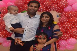 Khabar East:Triple-Murder-Textile-trader-in-Patna-shot-himself-with-wife-child