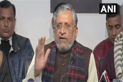 Khabar East:Uddhav-Thackeray-under-pressure-from-Bollywood-mafia-Sushil-Kumar-Modi-accused