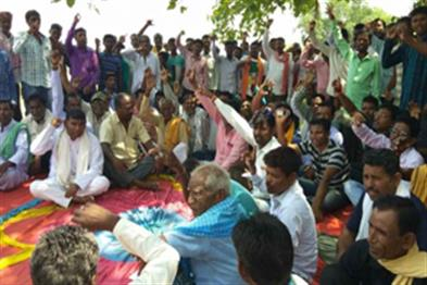 Khabar East:Villagers-of-11-villages-in-Chhattisgarh-declare-election-boycott