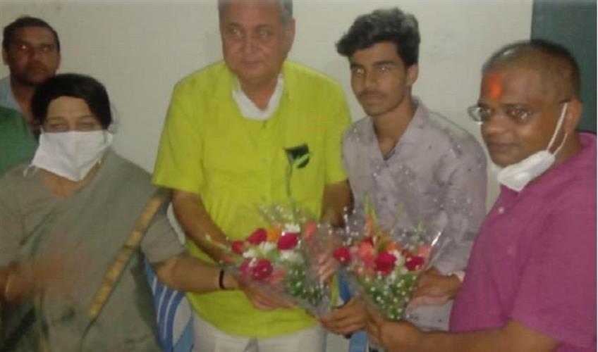 Khabar East:amit-jogi-will-be-the-candidate-from-marwahi-marwahi-by-election-janata-congress-chhattisgarh-ajit-jogi