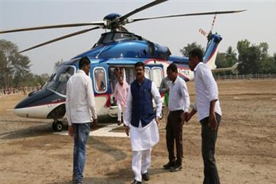 Khabar East:permission-cancel-for-Helicopter-landing-dharmendra-floods-affected-area-visit-cancel