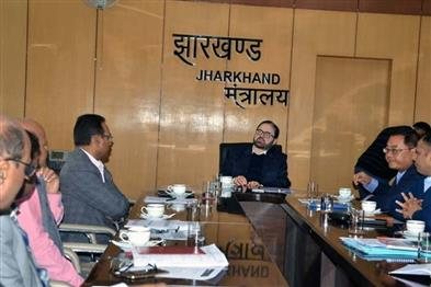 Khabar East:strict-instructions-to-top-officials-of-power-department-ensure-uninterrupted-power-in-ranchi